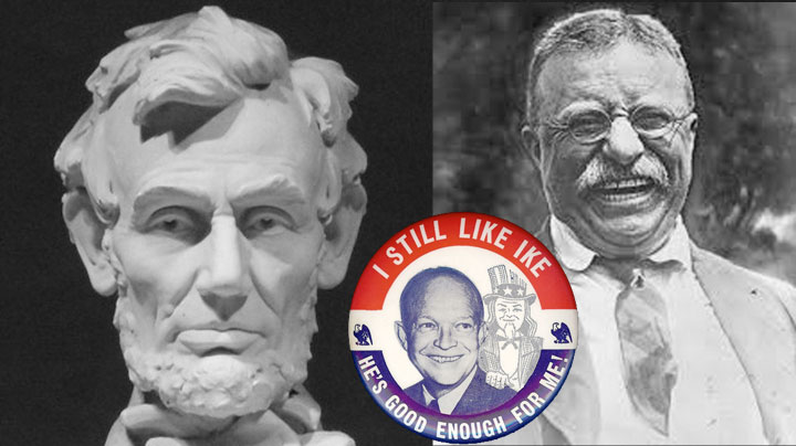 Disney's Hall of Lifesize Presidential Action Figures