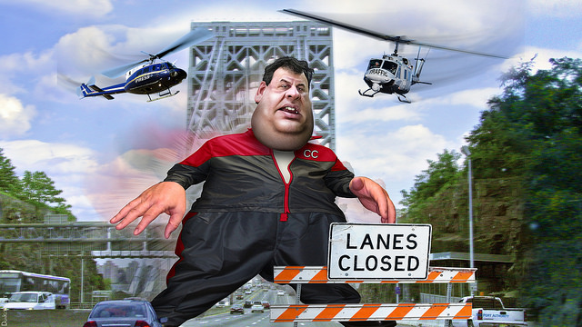 Chris Christie - Bridge Gate