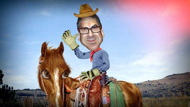 Rick Perry - Audios Aminos!