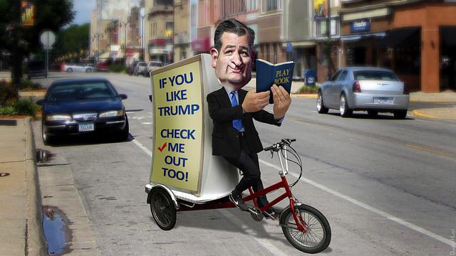 Ted Cruz's Play Book